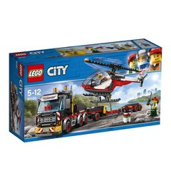 60183 LEGO® City Great Vehicles Heavy Cargo Transport Тяжелый грузовик