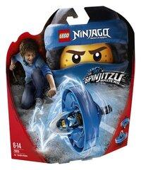 70635 LEGO® NINJAGO® Jay - Spinjitzu Master цена и информация | Конструкторы | kaup24.ee