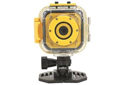 Спортивная камера Denver ACT-1303, желтая