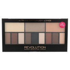 Палетка для глаз Makeup Revolution London Ultra Eye Contour Light & Shade 14 г