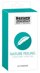 Kondoomid Secura Nature Feeling, 24 tk