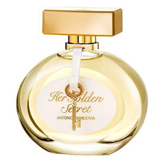 Туалетная вода Antonio Banderas Her Golden Secret edt 80 мл