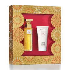 Komplekt Elizabeth Arden 5th Avenue: EDP naistele 30 ml + ihupiim 50 ml