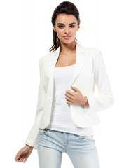 Naiste jakk MOE M030, valge