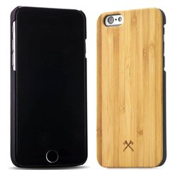 Kaitseümbris Woodcessories Bamboo ECO014 sobib Apple iPhone 6, Apple iPhone 6s