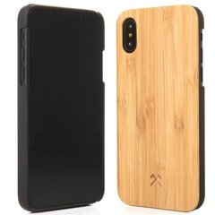 Kaitseümbris Woodcessories Bamboo eco202 sobib Apple iPhone X