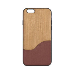 Beeyo Wooden Wave tagus telefonile Samsung Galaxy S8 (G950), puit hind ja info | Beeyo Wooden Wave tagus telefonile Samsung Galaxy S8 (G950), puit | kaup24.ee