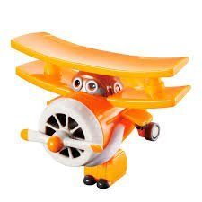 Lennuk-robot SUPER WINGS Grand Albert 6,5 cm