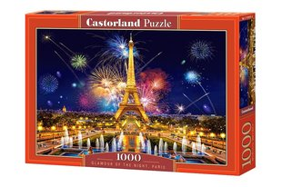 Pusle Castorland Glamour of the Night Paris, 1000-osaline hind ja info | Pusled | kaup24.ee