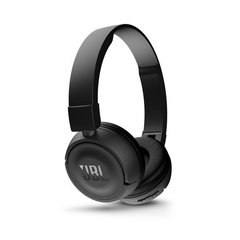 Kõrvaklapid Bluetooth JBL T450BT, Bluetooth 4.0, must