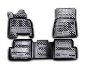 Kummimatid 3D MERCEDES-BENZ G-Class W463 2007->, 4 pcs. /L46020 hind ja info | Kummimatid 3D MERCEDES-BENZ G-Class W463 2007->, 4 pcs. /L46020 | kaup24.ee