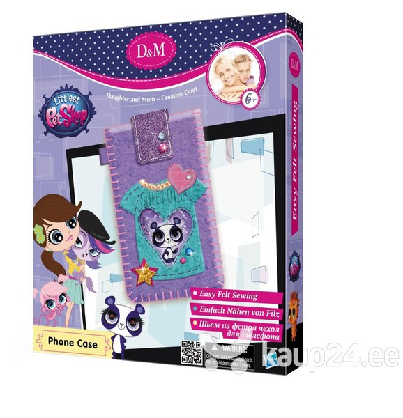Telefonikott vildist Littlest Pet Shop D&M II