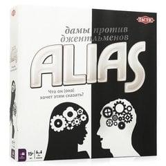 TACTIC Alias игра: мужчины против женщин (на русском языке)
