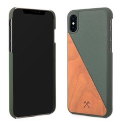 Kaitseümbris Woodcessories eco241 sobib Apple iPhone X