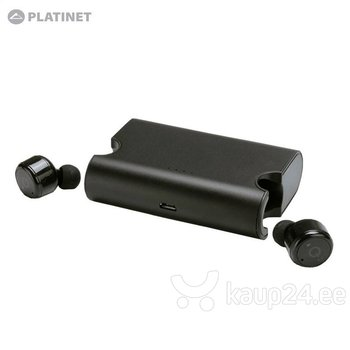 Platinet headset Bluetooth Sport PM1080, black (43892)