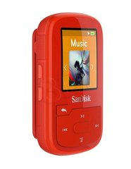SanDisk Sansa Clip Sport Plus 16GB czerwona hind ja info | SanDisk Sansa Clip Sport Plus 16GB czerwona | kaup24.ee