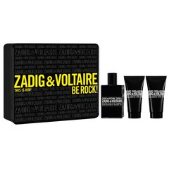 Komplekt Zadig & Voltaire This is Him! EDT meestele 50 ml