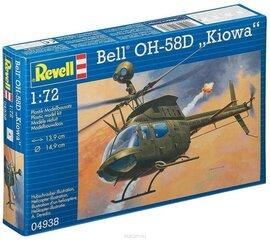 Модель вертолета Revell 04938, Bell OH-58 Kiowa