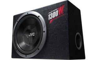 Bassikõlar JVC, CS-BW120 1300W цена и информация | Колонки | kaup24.ee