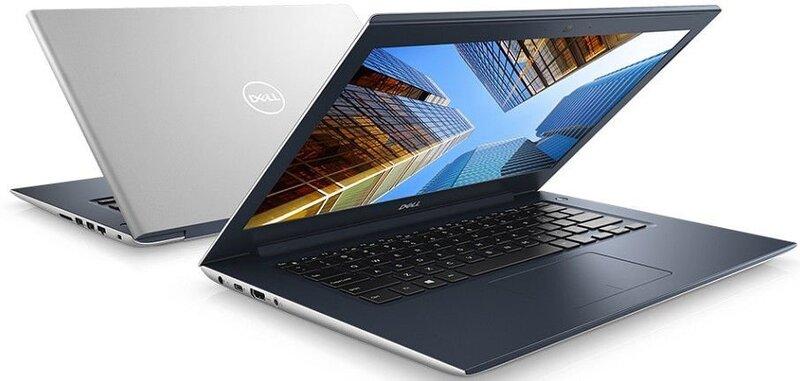 Sülearvuti Dell Vostro 5471 i5-8250U 8GB 256GB Win10Pro