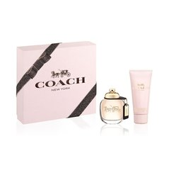 Komplekt Coach New York: EDP naistele 50 ml + ihupiim 100 ml