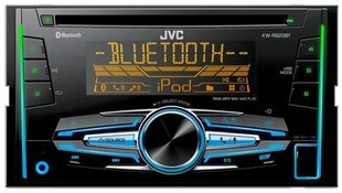 Autoraadio JVC, KW-R920BT 2-DIN USB/CD MP3 koos AUX ja Bluetooth