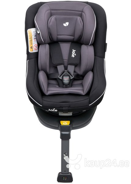 Turvatool Joie Spin 360, 0-18 kg, Two Tone Black