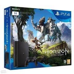 Mängukonsool Sony PlayStation 4 (PS4) Slim 1TB + Horizon Zero Dawn