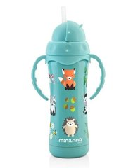 Sooja hoidev pudel Thermo Kid Miniland 240 ml