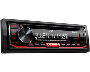 Autoraadio JVC, KD-R794BT CD/USB MP3/WMA, AUX sisendiga