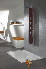 Dušipaneel Sanplast PPo/Space-150, kreem