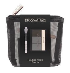 Kulmupaleti komplekt Makeup Revolution Handbag #hacks Brow