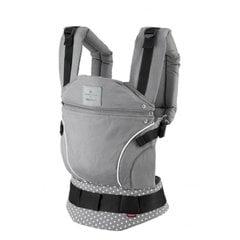 Manduca слинг-рюкзак Bellybutton, WildCrosses Grey