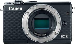 Digitaal kaamera Canon EOS M100 body, must hind ja info | Digitaal kaamera Canon EOS M100 body, must | kaup24.ee