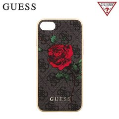 Guess 4G Flower Desire tagus telefonile Apple iPhone 7 / 8, hall