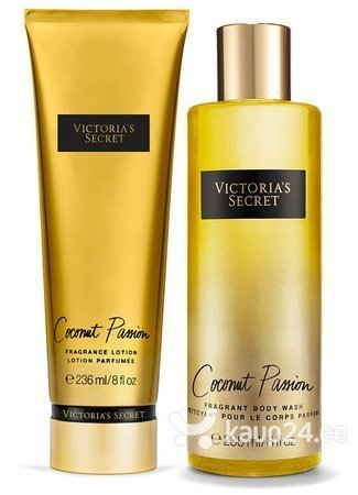 Kehalosjoon Victoria´s Secret Coconut Passion naistele 236 ml