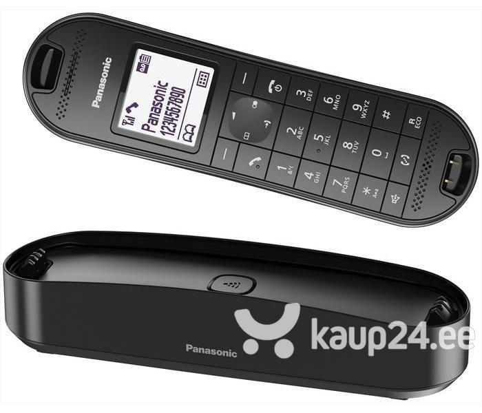 Lauatelefon PANASONIC KX-TGK320JTB, must Internetist