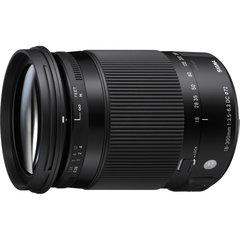 Objektiiv Sigma 18-200mm f/3.5-6.3 DC OS HSM , Canon, must