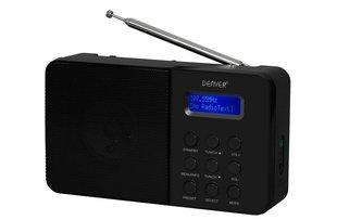 Raadio DAB-33, must hind ja info | Raadiod ja äratuskellad | kaup24.ee