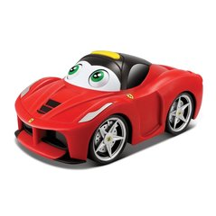 Laste mänguauto BB Junior Ferrari Funny Friend 16-81502, punane