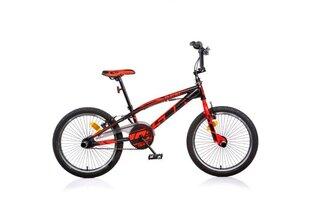 "Noorte jalgratas Aurella BMX Freestyle 346 S 20"", punane"