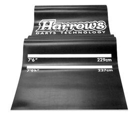 Коврик для игры дартс Harrows цена и информация | Дартс | kaup24.ee