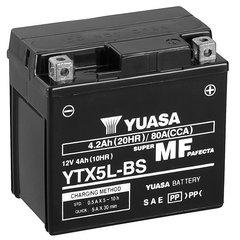Aku Yuasa AGM 4-4,2Ah 0,24L YTX5L-BS