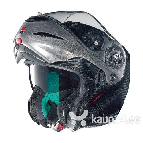 Mootorratta kiiver X-lite X-1003 Ultra Carbon Dyad Flat Black