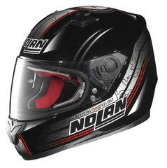 Mootorratta kiiver Nolan N64 Moto GP Metal Black