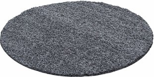 Vaip Ayyildiz Shaggy Dream Grey 4000, Ø 80 cm