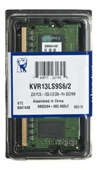 KINGSTON SODIMM DDR3 KVR13LS9S6/2 1.35V