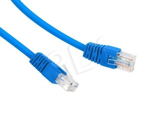 Gembird PP12-0.25M/B Blue patch cord cat. 5E molded strain