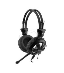 A4Tech gaming headset HS-28 (Black+Silver)
