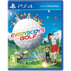 Mäng Everybody's Golf 7, PS4